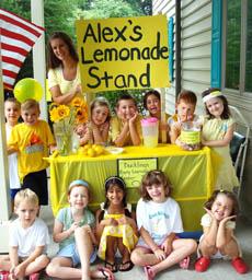 Hasil gambar untuk alex lemonade stand