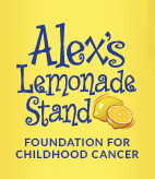 We support Alex's Lemonade Stand fighting childhood cancer