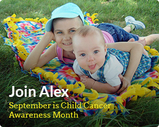 September is Child Cancer Awareness Month
