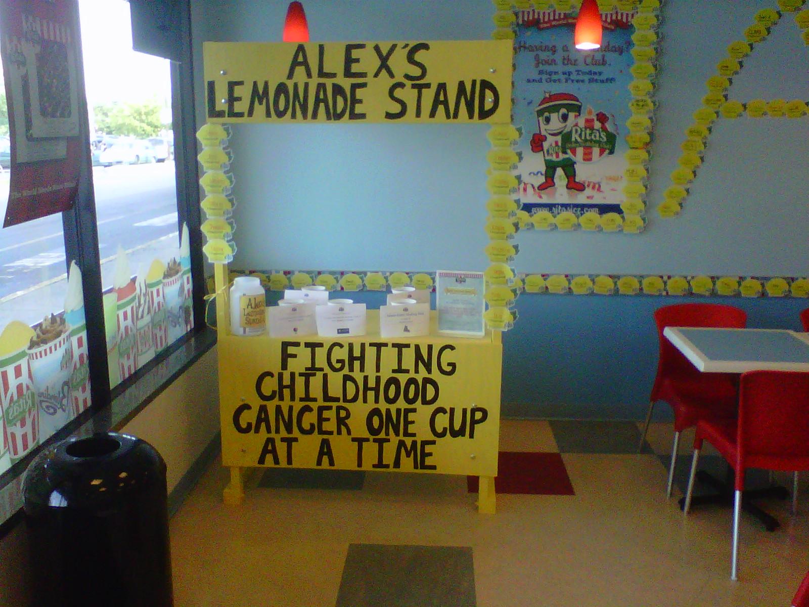 Rita's Photo Album | Alex's Lemonade Stand Foundation for ...