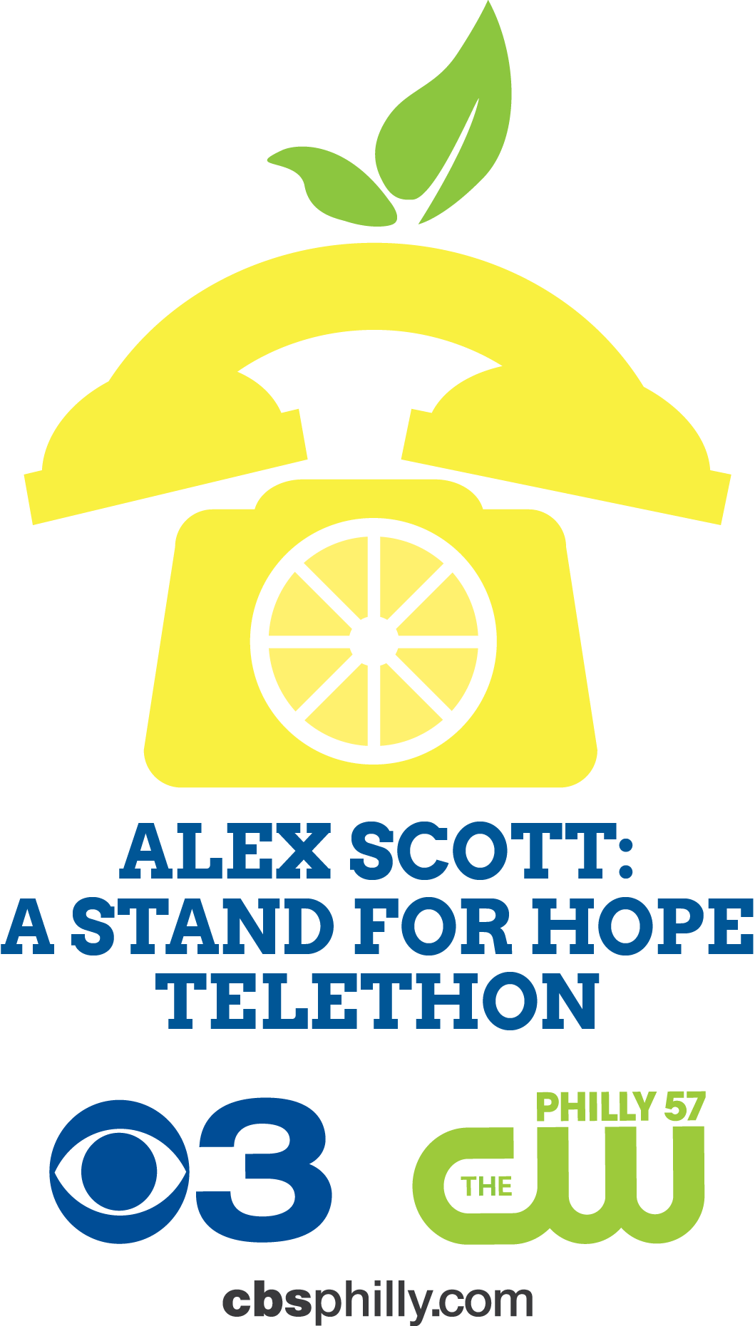 Alex Scott: A Stand for Hope Telethon
