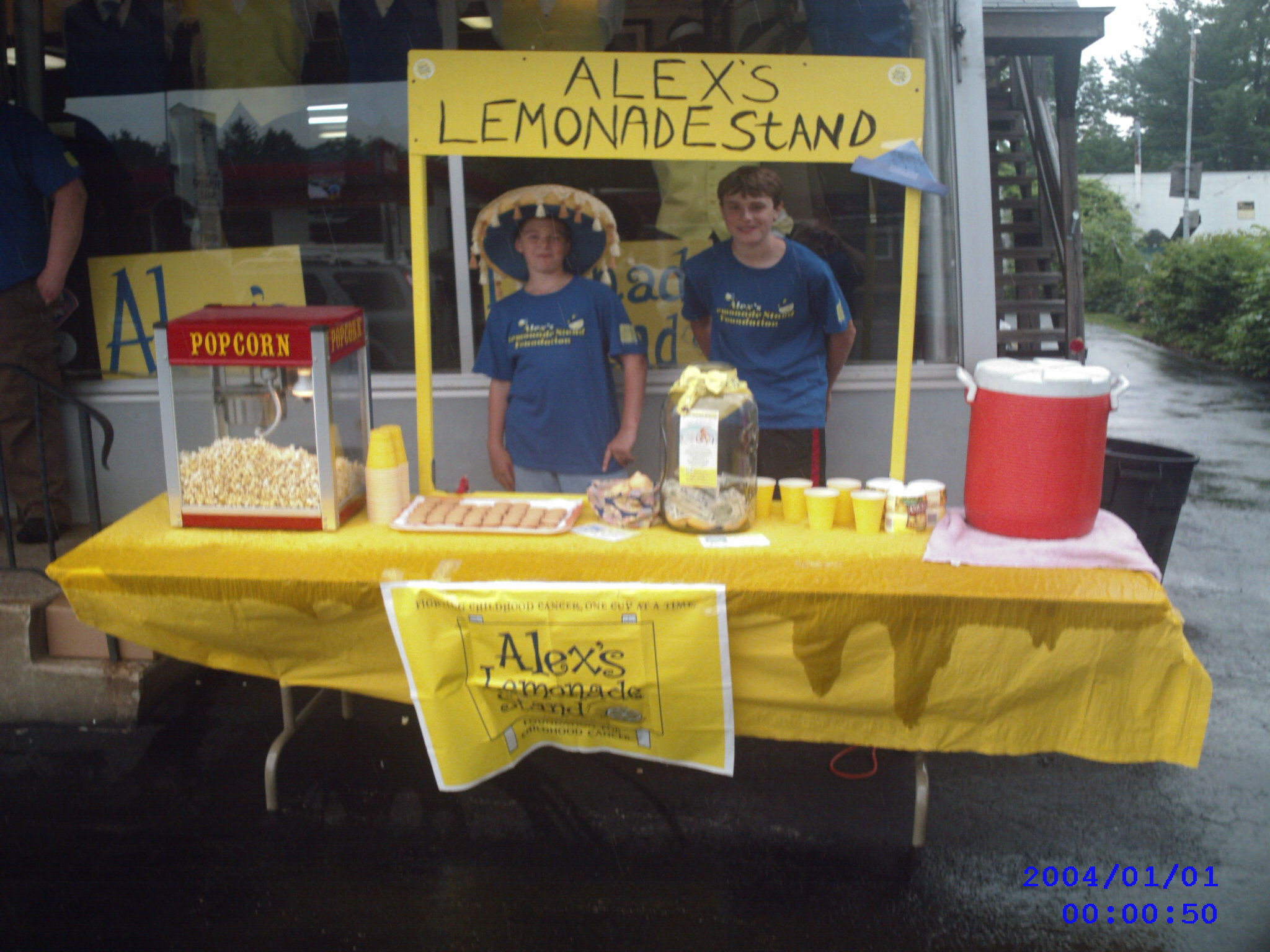 Alex's Lemonade Stand @ Iacobucci Formal Wear 2011 Photo ...
