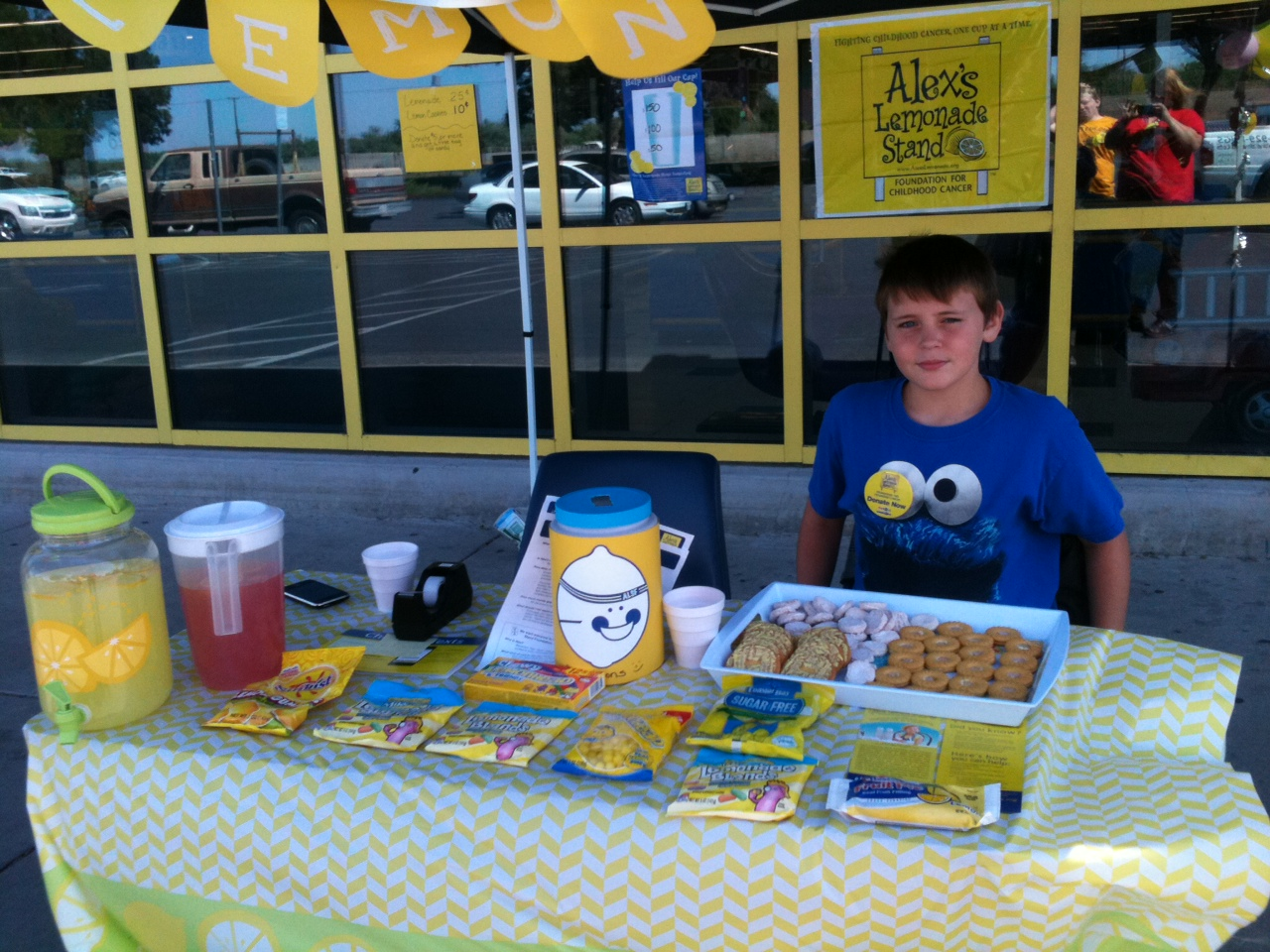 Toys R Us Lemonade Stand : Toys quot r us alex s lemonade stand foundation for