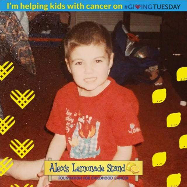 In 2013, I shared some words of wisdom from my daughter. Now, four years later, these words are even truer and more powerful. Keep reading to see why we all believe in miracles at Alex's Lemonade Stand Foundation and how you can help this Giving Tuesday.