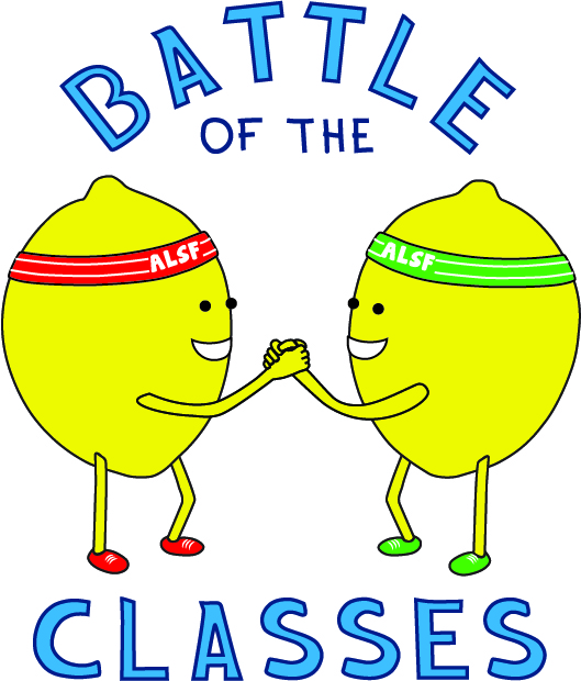 Battle of the classes logo