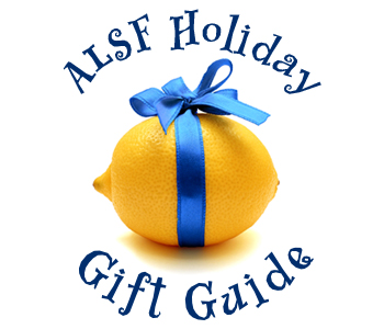 This holiday season gift your loved ones with some amazing presents from Alex's Shop! We have something for everyone on your list. The best part—every purchase supports childhood cancer research. Here are ten of our favorites (and you can pursue the entire collection here, in Alex's Shop.):