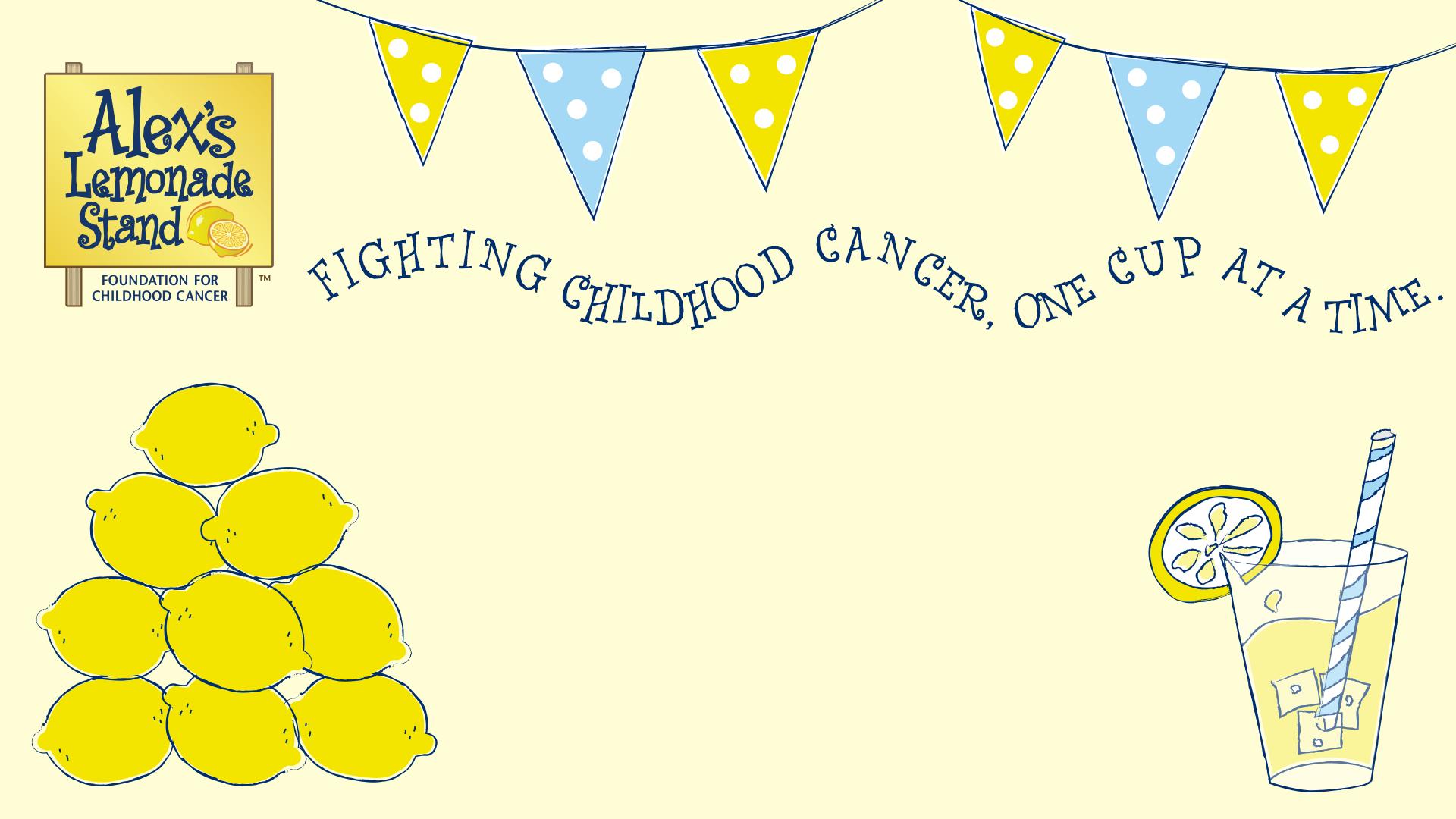 During Childhood Cancer Awareness Month,... - Alex's Lemonade ...   1080x1920