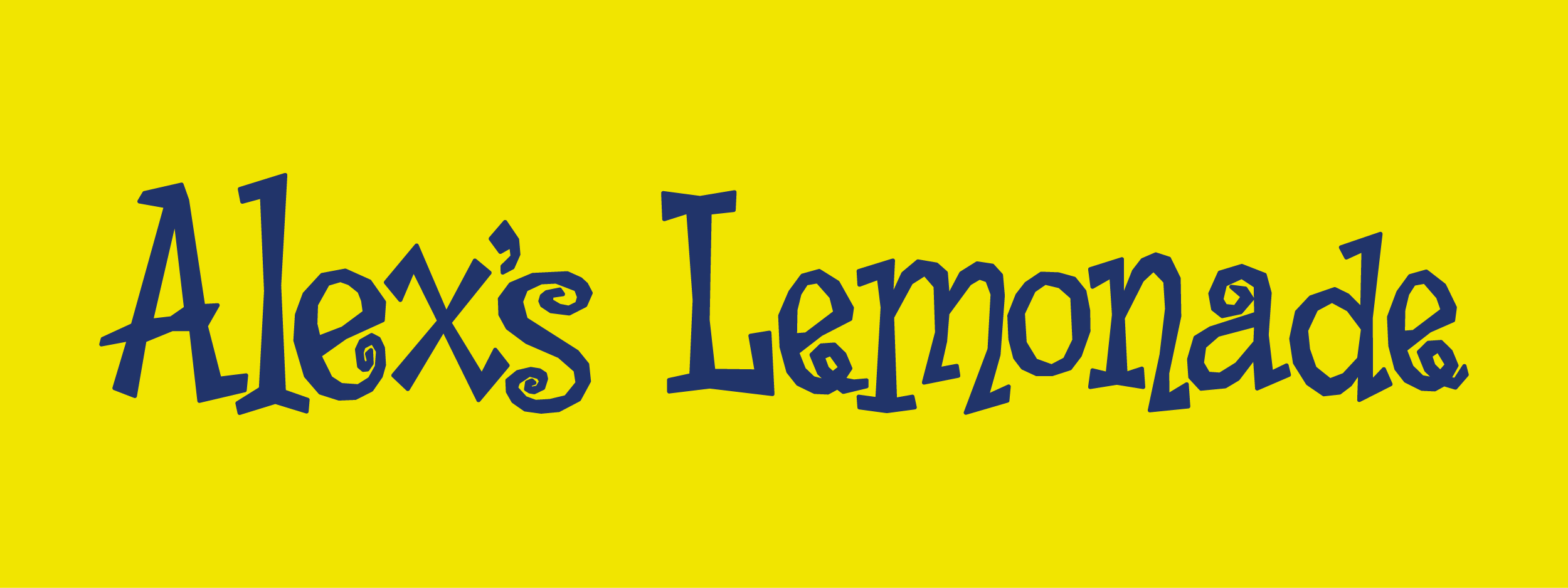 Alex's Lemonade