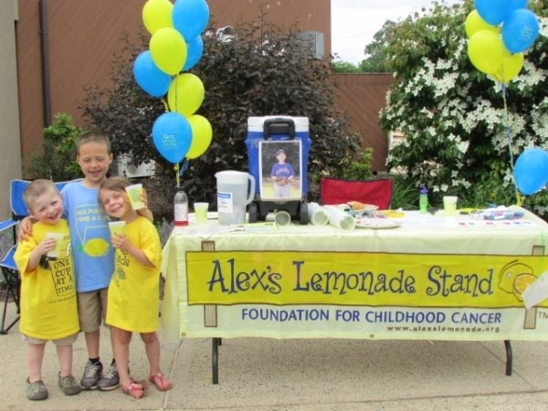 How to have a lemonade stand alex 39 s lemonade stand for Kids lemonade stand plans