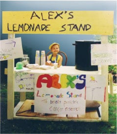 Our Mission & History | Alex's Lemonade Stand Foundation ...