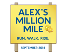 Alex's Million Mile