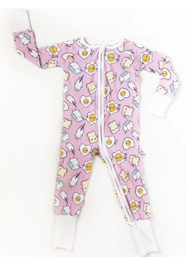 Little Sleepies - Bamboo Baby and Toddler Sleepwear