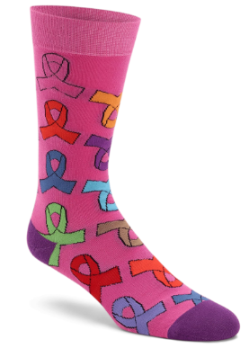 "Sock Problems - ""Socking"" the world's problems with cause-centric socks"
