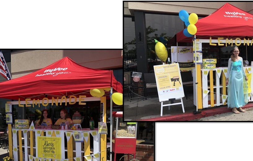 Midwest Lemonade Days Stands