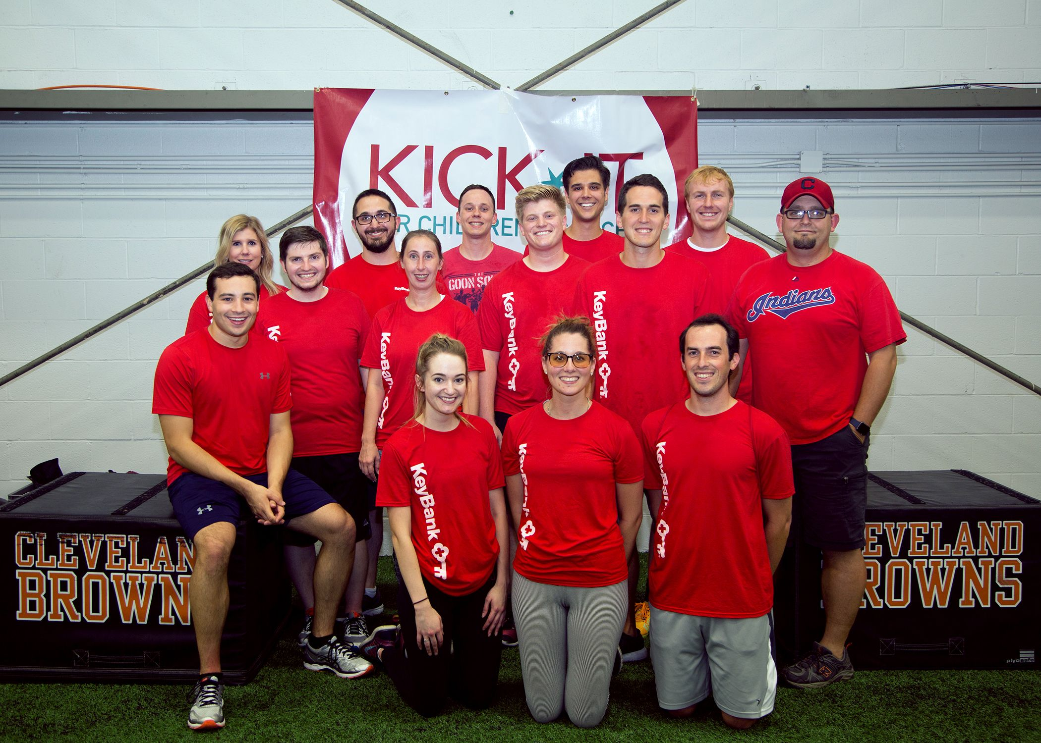 keybank kickball tournament