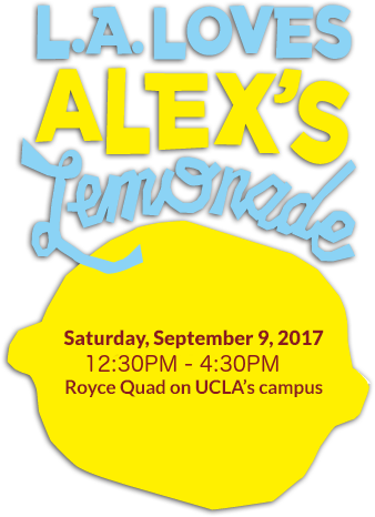 L.A. Loves Alex's Lemonade logo