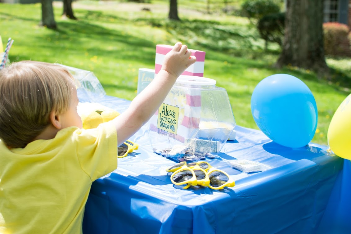 How to get the most out of your online lemonade stand page.