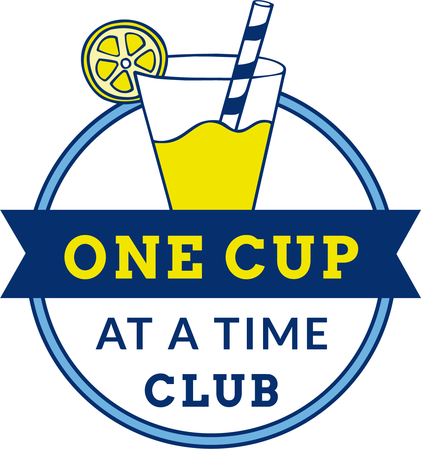 One Cup at a Time Club logo