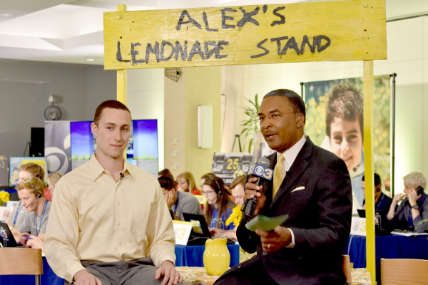Alex's Lemonade News