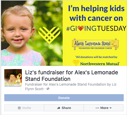 7 Creative Ways To Fight Childhood Cancer This Winter Alexs