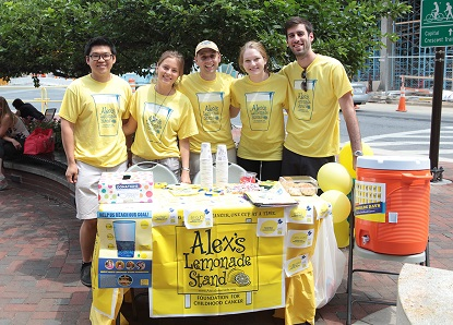 About Alex's Lemonade Stand Foundation | Alex's Lemonade ...