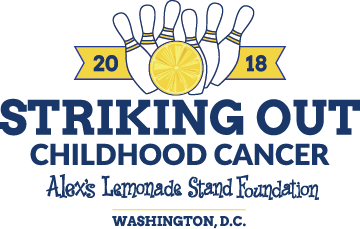 Striking Out Childhood Cancer DC