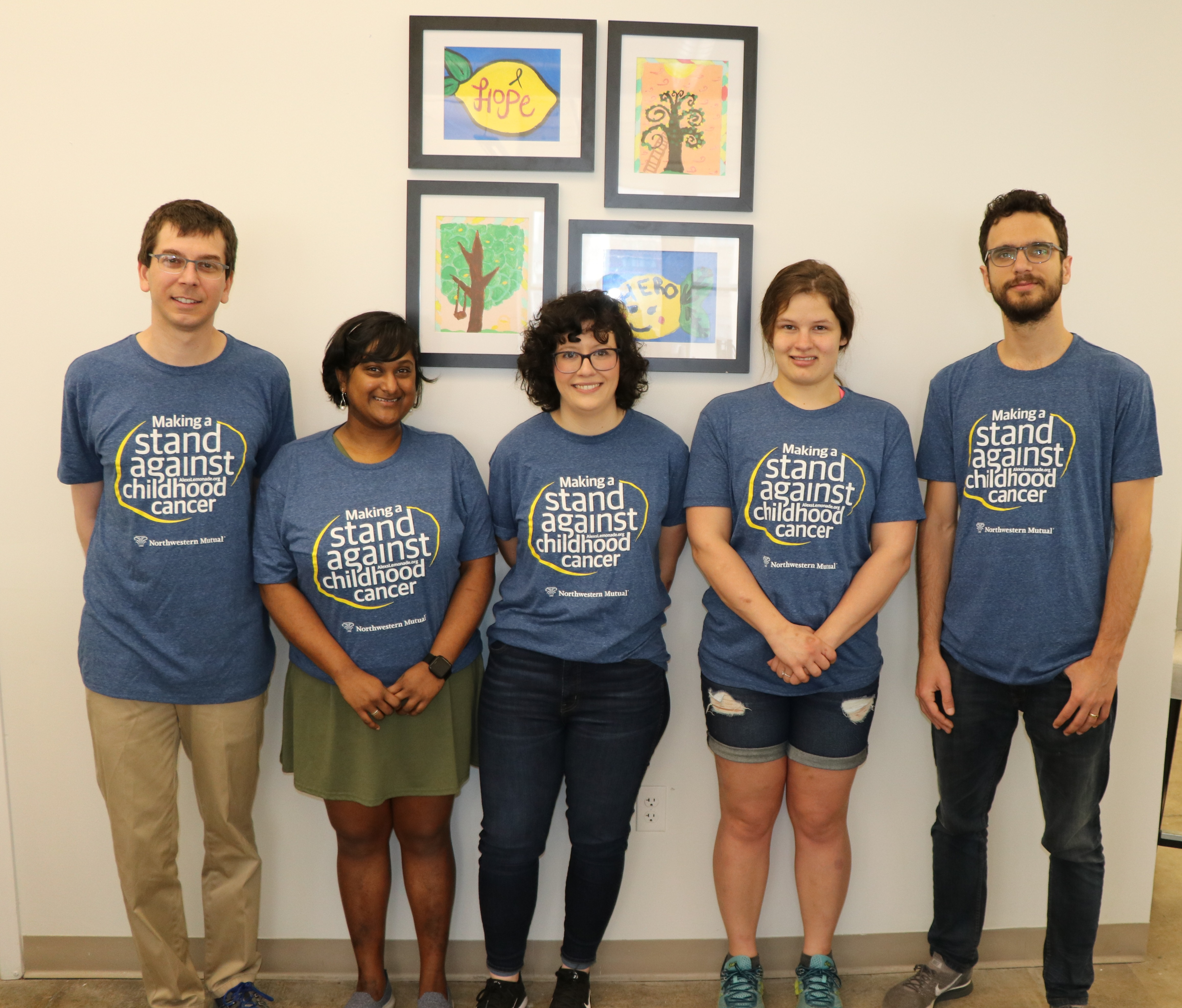 Childhood Cancer Data Lab Staff