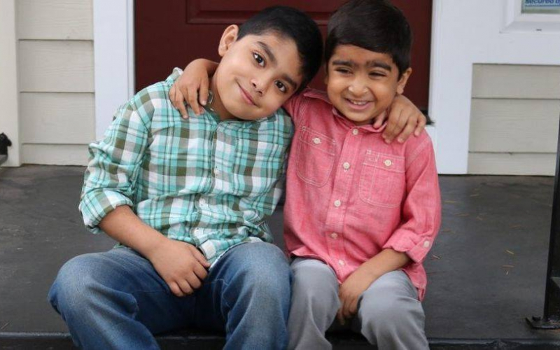 When 4-year old Ayaan's big brother Kabir was diagnosed with leukemia, Ayaan's entire routine shifted. His mother, Bhavika, and brother had to move away from home to be closer to the hospital—which was confusing for a 4-year-old who was used to having a brother around to play with.