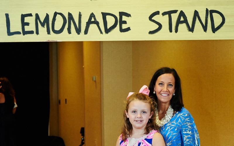Edie and her mother Emily battled the same ALK-driven neuroblastoma.