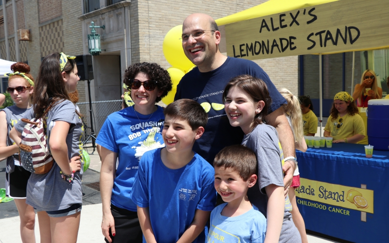Two-time childhood cancer survivor Maya Rigler has raised over $410, 000 for research!