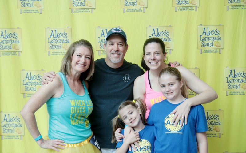 At the end of March, ALSF will host the second-annual Lemon Climb Houston, an inspirational stair climb where participants are challenged to walk, run or race up 75 flights of stairs to the top of the tallest building in Texas, the 600 Travis building and fundraise to help kids fight cancer.
