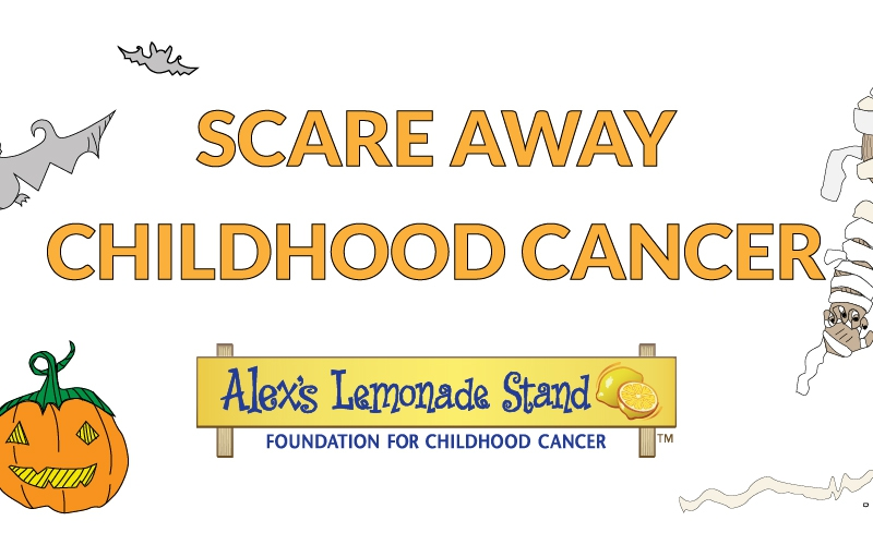 Challenge your friends and family to a Halloween-themed Scavenger Hunt and help ALSF scare away childhood cancer, for good!