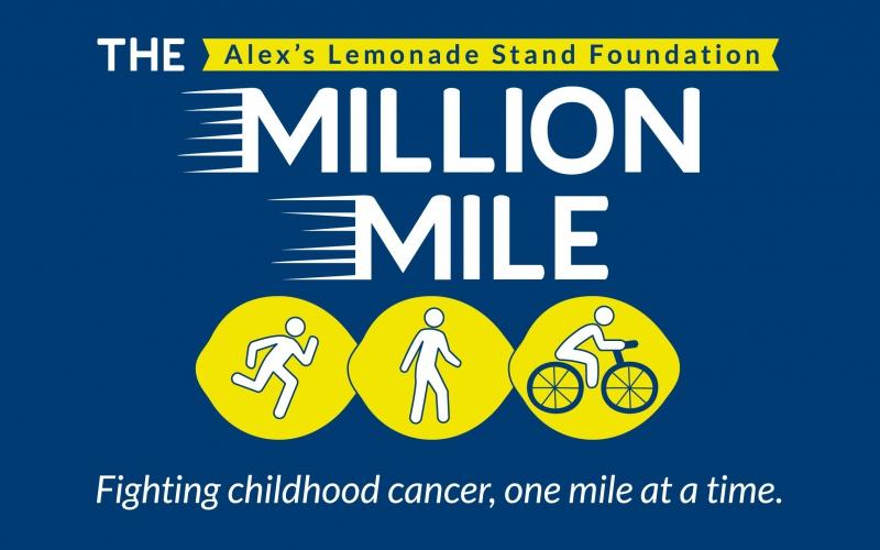 The Million Mile logo