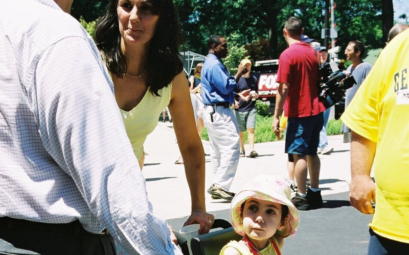 alex and mom, liz