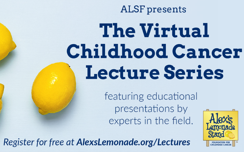 alsf virtual lecture series