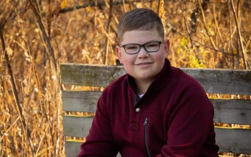 Austin was diagnosed with leukemia just before his third birthday. Austin had his first CAR T treatment in October 2013. Today, he is 13 years old and a typical teen boy.