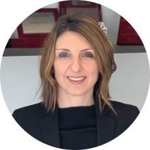 RUNX1 researcher Eirini Papapetrou, MD, PhD from the Icahn School of Medicine at Mount Sinai