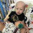 childhood cancer hero carter