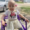 childhood cancer hero vercelee