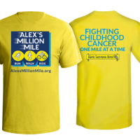 Alex's Million Mile T-Shirt