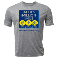 2015 AMM Performance Shirt, Youth/Unisex Front