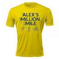Yellow Unisex AMM Performance Shirt