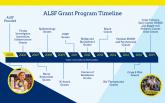 alsf grant timeline