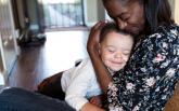 Lara Stuart, Mom to Quincy (Childhood Cancer Hero)