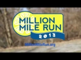 The Million Mile Run to Fight Childhood Cancer