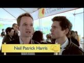 Neil Patrick Harris supports Alex's Lemonade Stand
