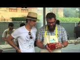Timothy Olyphant and Chef Michael Cimarusti Support Alex's Lemonade Stand Foundation