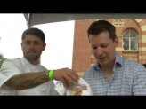Sean Hayes & Ludo Lefebvre Support Alex's Lemonade Stand Foundation