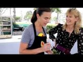 Laura Dern & Chef Suzanne Goin support Alex's Lemonade Stand
