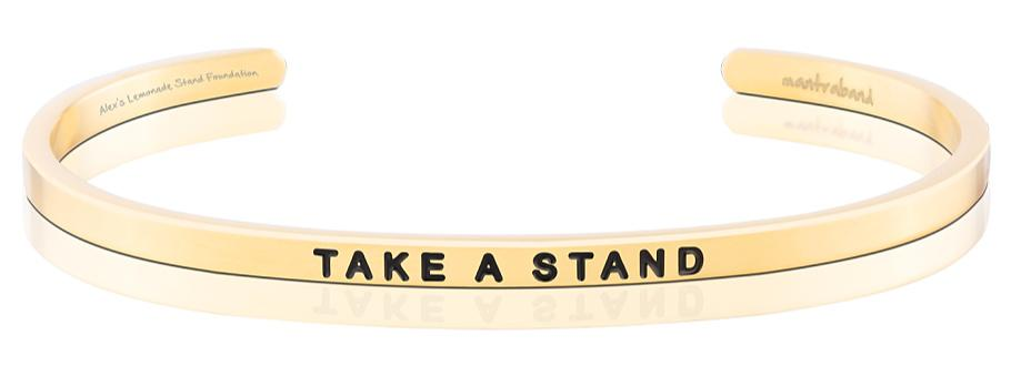 Take A Stand CharityBand